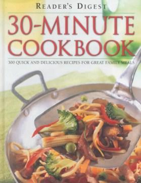 Reader's Digest 30-minute Cookbook