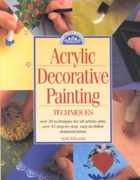 Acrylic Decorative Painting Techniques