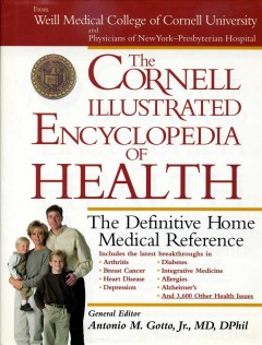 The Cornell Illustrated Encycolpedia of Health