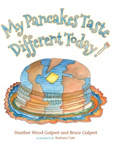 My Pancakes Taste Different Today!