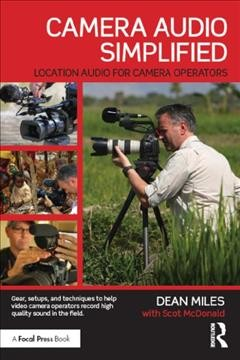 Camera Audio Simplified