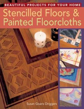 Stencilled Floors & Painted Floorcloths