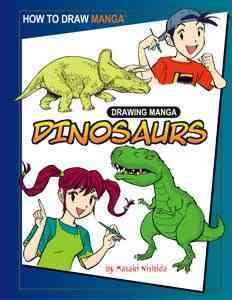 Drawing Manga Dinosaurs