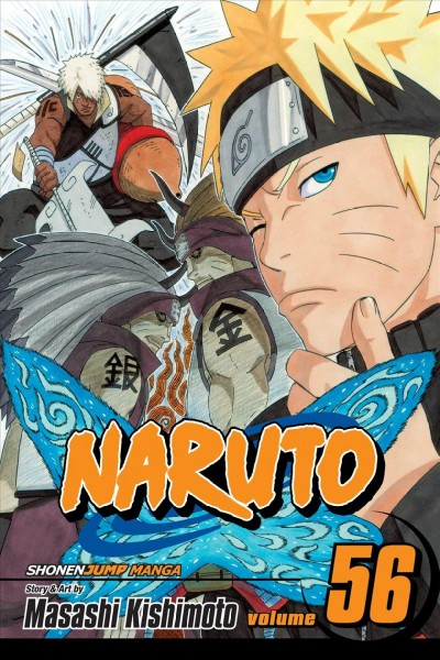 Cover image for Naruto