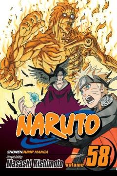 Naruto, V. 58 : Naruto Vs. Itachi