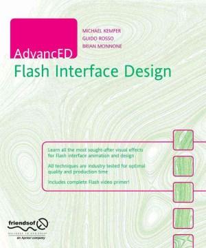 AdvancED Flash Interface Design