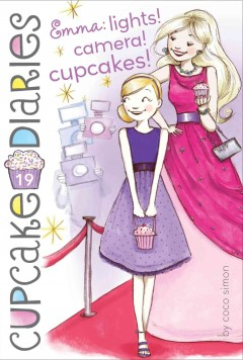 Emma, Lights! Camera! Cupcakes!