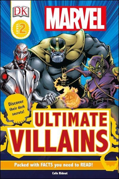 Ultimate Villains (Book)   San Mateo County Libraries