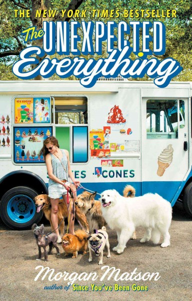 Cover image for The Unexpected Everything