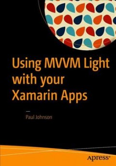 Using MVVM Light With your Xamarin Apps