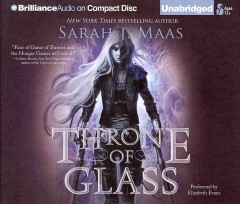 Throne of Glass [10 Discs]