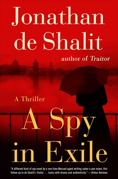 Cover image for A Spy in Exile
