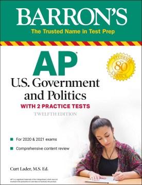 AP U.S. GOVERNMENT AND POLITICS