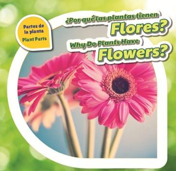 ¿Por qué las plantas tienen flores?