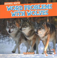 Word Problems With Wolves