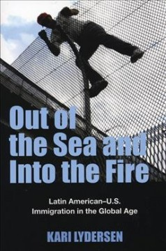 OUT OF THE SEA AND INTO THE FIRE