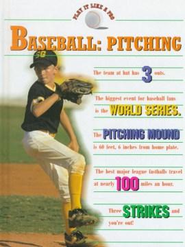Baseball--pitching