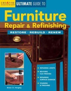 Furniture Repair & Refinishing