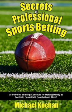 Secrets of Professional Sports Betting