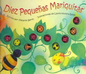 Diez pequeñas mariquitas