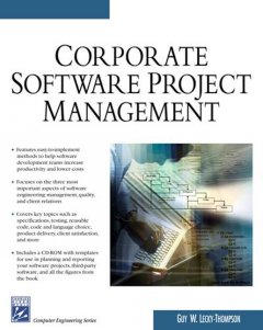 Corporate Software Project Management