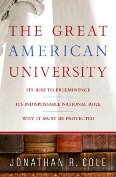 The Great American University