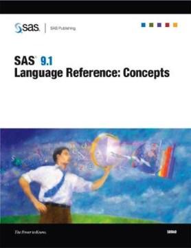 SAS 9.1 Language Reference