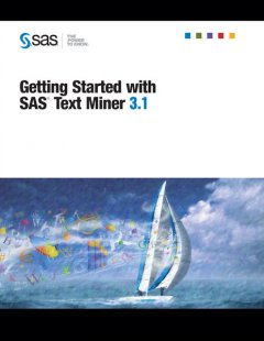 Getting Started With SAS Text Miner 3.1