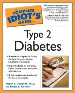 Complete Idiot's Guide to Type 2 Diabetes