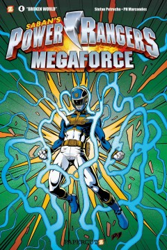 Saban's Power Rangers Megaforce