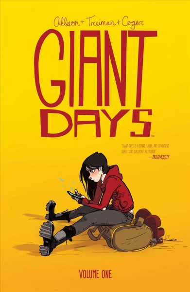 Cover image for Giant Days