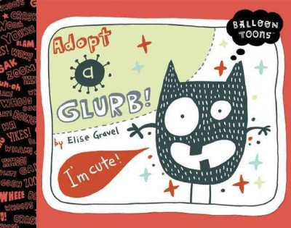 Cover image for Adopt A Glurb