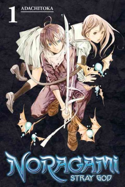 Cover image for Noragami: Stray God