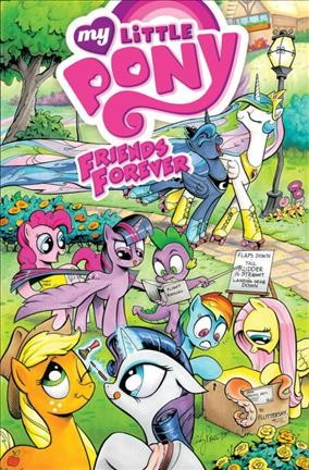 Cover image for My Little Pony, Friends Forever