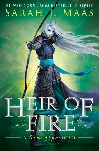 Cover image for Heir of Fire