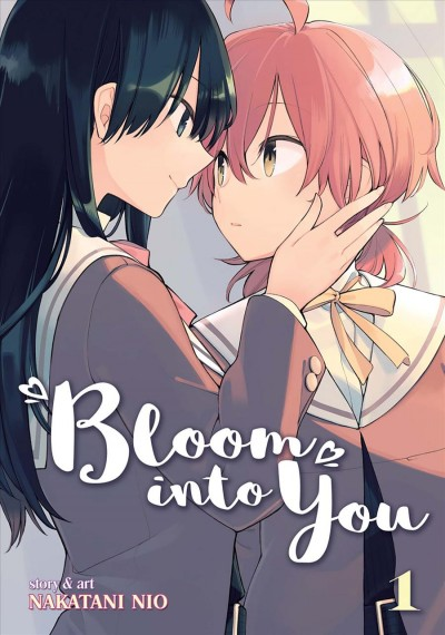 Cover image for Bloom Into You