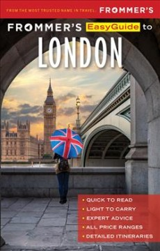 FROMMER'S EASYGUIDE TO LONDON 2021