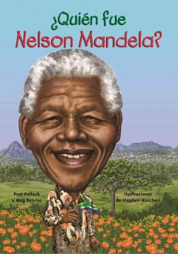 ¿Quién fue Nelson Mandela?