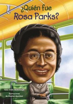 ¿Quién fue Rosa Parks?