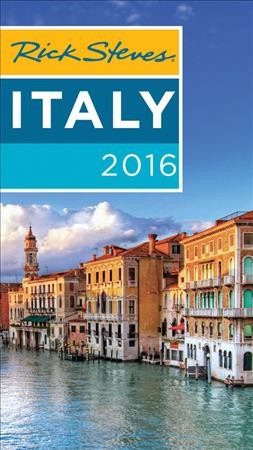 Cover image for Rick Steves Italy 2016