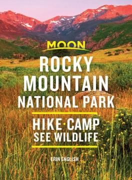 MOON ROCKY MOUNTAIN NATIONAL PARK