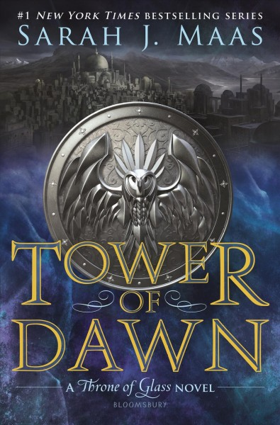 Cover image for Tower of Dawn