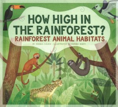 HOW HIGH IN THE RAINFOREST?