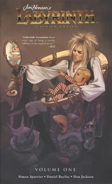 Cover image for Jim Henson's Labyrinth: Coronation