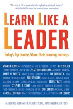 Learn Like A Leader