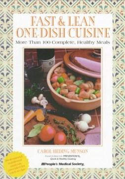 Fast & Lean One-dish Cuisine