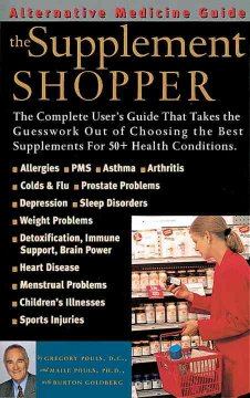 The Supplement Shopper