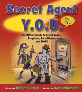 Secret Agent Y.O.U