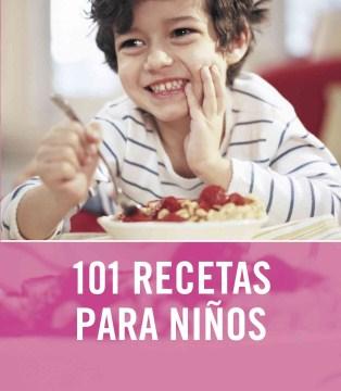 101 recetas para niños