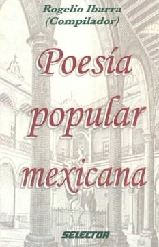 Poesia popular mexicana